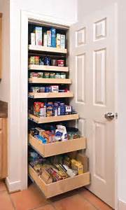Small kitchen pantry cabinet home furniture design for Small kitchen pantry cabinet