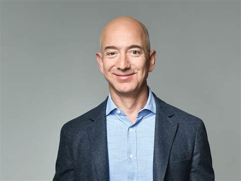 Jeff Bezos On Stepping Down As The CEO Of E-Commerce Giant ...