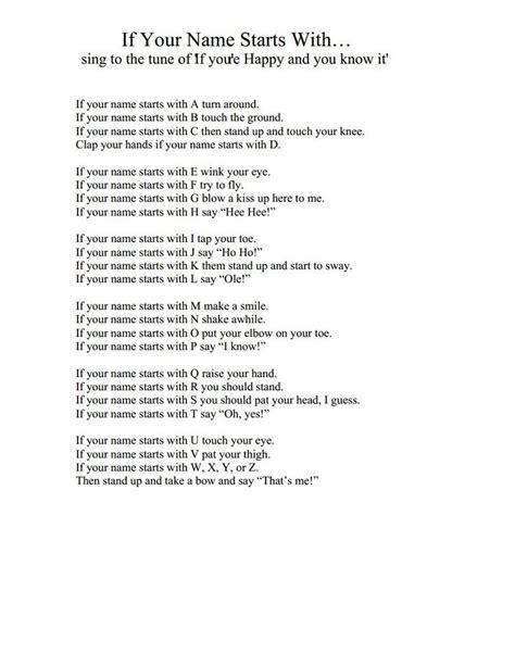 best 25 name songs ideas on circle time songs 527 | bedb4eab6cb48dbce4e4ce8e636c2007 preschool songs preschool alphabet