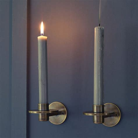 wall candle holder leland wall candle holder by rowen wren