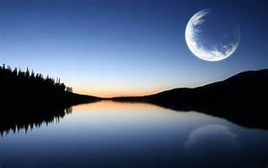 wallpapers: Moon Nature Wallpapers