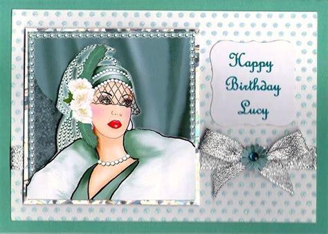 mccraftys cards happy birthday lucy
