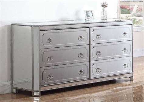 Cheap Mirrored Dresser