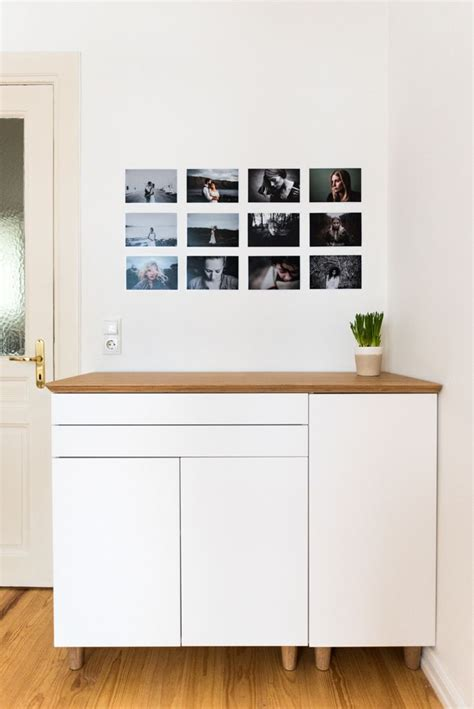 Kitchen Buffets Ikea by Scandinavian Bamboo Sideboard Ikea Hacks Ikea