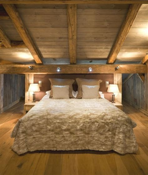 deco chambre design chambre style chalet de montagne chaios com