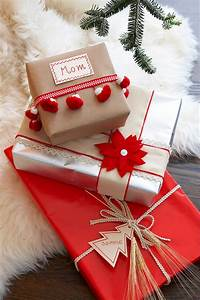 Quiet, Corner, Easy, Christmas, Gift, Wrapping, Ideas
