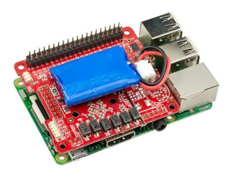 raspberry pi pi modules ups pico uninterruptible power supply i2c hat usv