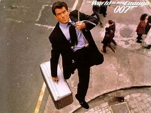 The World Is Not Enough - James Bond Wallpaper (9614922 ...