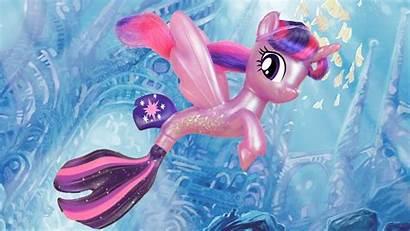 Pony Twilight Mlp Mermaid Sparkle Sea Toy