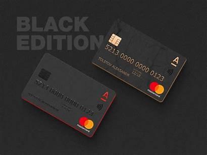 Bank Cards Alfa Dribbble Concept Alexander