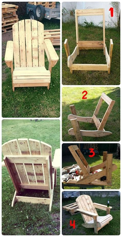 diy adirondack chair plan diy outdoor furniture patio