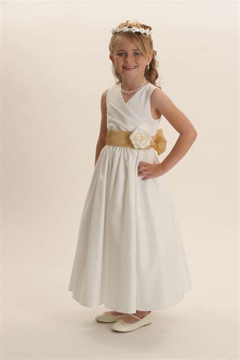 flower girl dress style  build