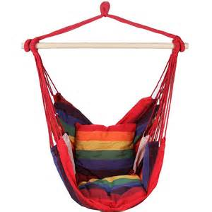 Hammock Swing Chair by Comfortable Garden Hammock Chairs Hanging And Swing
