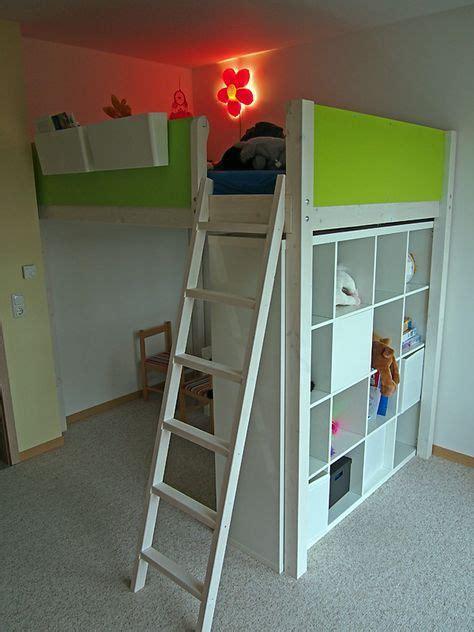 Kinderzimmer Junge Selber Bauen by Hochbett Aus Konstruktionsholz Bauanleitung Zum Selber