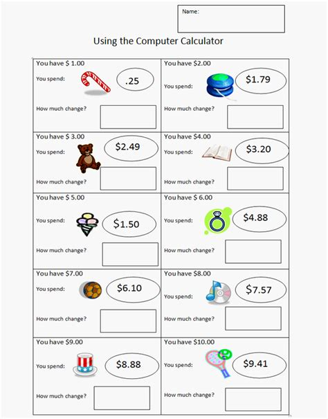 math programs third grade money worksheet k 5 computer lab technology lessons