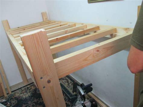 build  loft bed diy tutorial  plans build