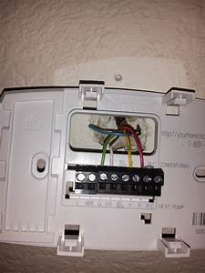 Hi  Im Installing A Honeywell Rth6350  The Thermostat I Am