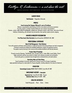 hair stylist resume example resume examples With hair stylist resume