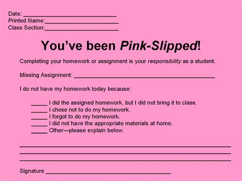 Hangin' With Hekken Pink Slipped