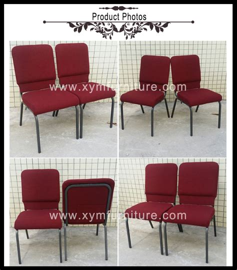 wholesale cheap used church chairs with armrest buy used