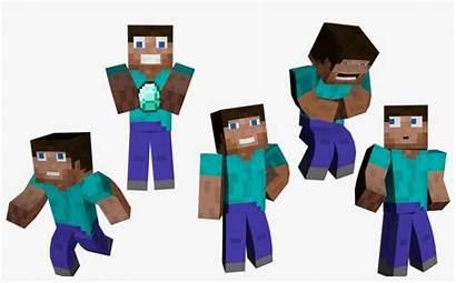 Steve Minecraft Transparent Seekpng