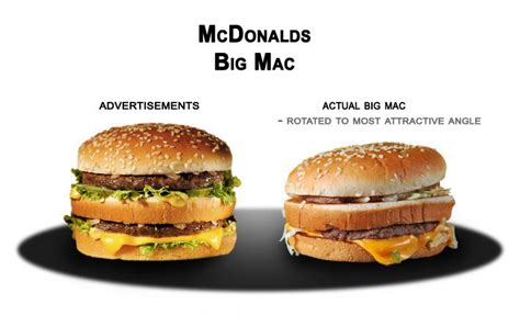 fast cuisine big mac the everyday minimalist living with less but only the best
