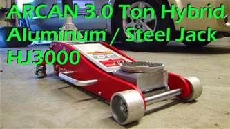 Arcan Floor 3 Ton by Arcan 3 Ton Hybrid Steel Aluminum Floor Model