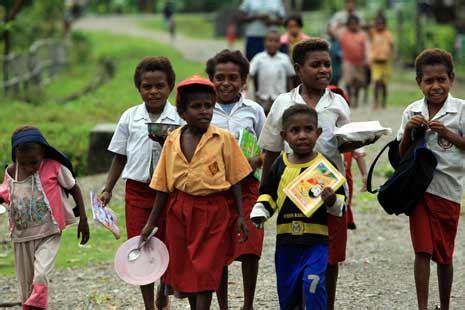 Aku Papua Black beberapa potret pendidikan indonesia di daerah pedalaman
