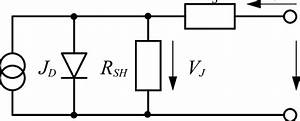 Simple Equivalent Circuit Model For The J