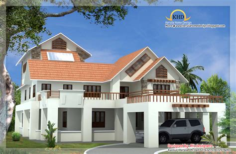 november  kerala home design  floor plans  houses