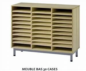 Meuble à Cases : meuble tri de courrier cases ouvertes is ~ Teatrodelosmanantiales.com Idées de Décoration