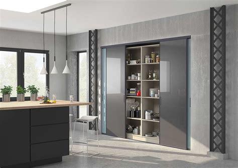 porte coulissante meuble cuisine placard de cuisine et aménagements sur mesure centimetre