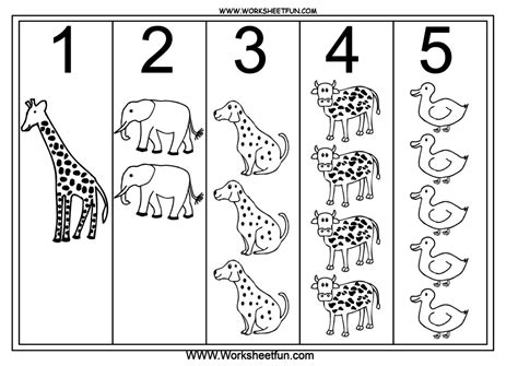 coloring pages picture number chart