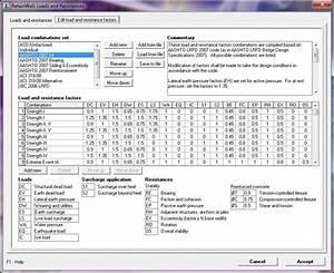 Concrete retaining wall design programs free software