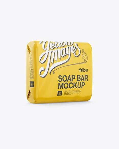 Check out our exceptional range, grab the soap mockup free download of your choice, and then customize the same to make it look in accordance since our soap packaging mockup psd comes in a fully editable and easily customizable format, editing would not seem to be rocket science to you. Square Soap Bar Mockup in Packaging Mockups on Yellow ...