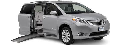 Braunability Toyota Power Xt Wheelchair Van Mobilityworks
