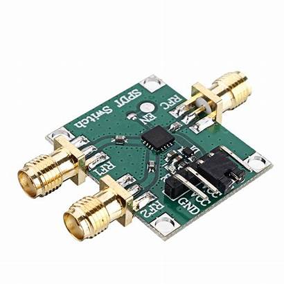 Double Pole Throw Switch Bandwidth Isolation 6ghz