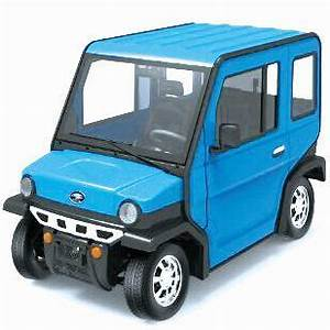 China 4 Seats Electric Car Utility Vehicle Lsv Low Speed ...