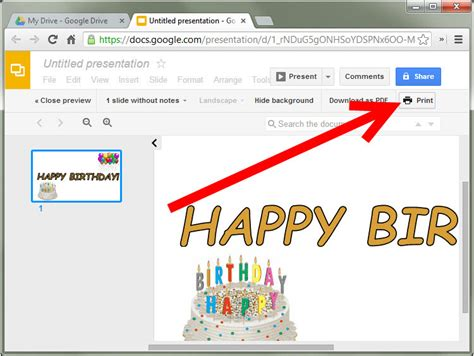 Think With Google Template For Google Docs by Google Docs Birthday Card