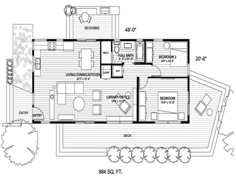 blueprint house plans tiny house with open floor plan tiny house nation smaller