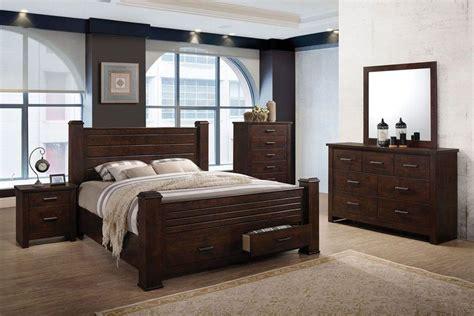 archer  piece queen bedroom set   led tv