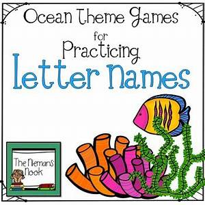 the niemans39 nook teaching resources teachers pay teachers With letter go fish