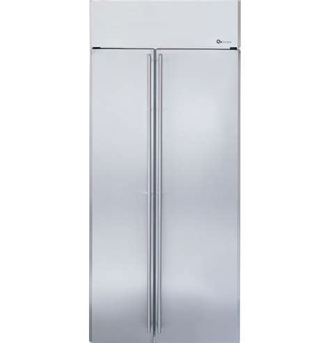 zissnxss ge monogram  built  side  side refrigerator  monogram collection
