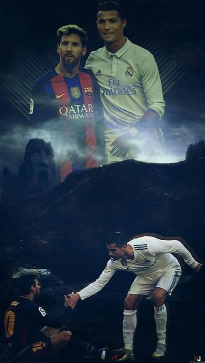 Messi Ronaldo Cristiano Cr7 Lionel Wallpapers Phone