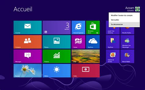 bureau windows 8 windows 8 démarrer windows 8 directement sur le