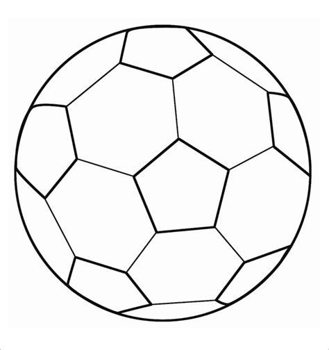 printable football templates  premium templates