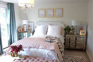 Feminine, Bedroom, Ideas, For, A, Mature, Woman, -, Theydesign, Net