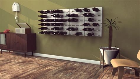 Wine Storage At Home : Stact Wine Storage Rack Stacks Wine Bottles On Your Home