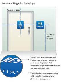 handicap accessible bathroom design 9 best photos of signage mounting height regulations ada sign height requirements bathroom