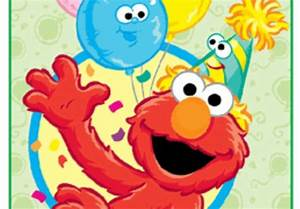 Sing happy birthday as elmo over the phone by Tribalguitar